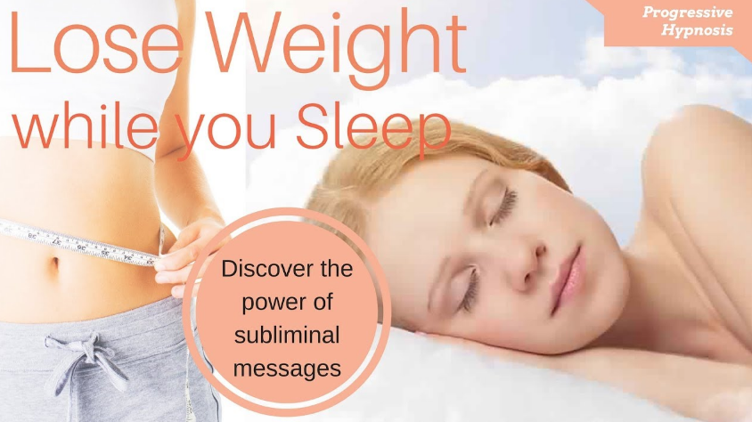 Hypnosis to Lose Weight While you Sleep