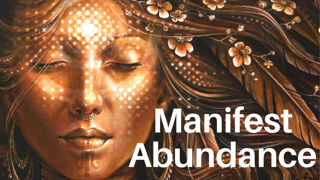 Abundance Meditation - Manifest Health, Wealth and ...